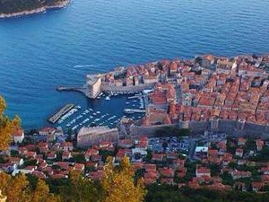 Panorama – over the roofs of Dubrovnik Photos