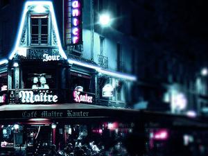 Paris Illuminations Tour +  Dinner Cruise at
