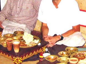 Perfect Rajshathani Experience at Chokhi Dhani with Dinner and Private Transfer Photos
