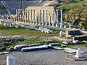 Pergamum&Pamukkale(Hierapolis) Overnight Photos
