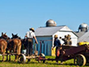 Philadelphia and Amish Country Tour Photos