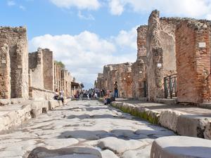 Pompeii and Sorrento Day trip Photos