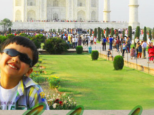 Private Full Day Taj City Tour with Sunrise Visit of Tajmahal Photos