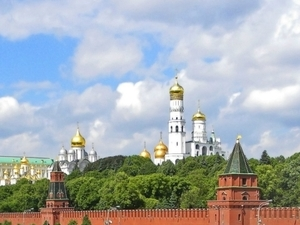 Private Tour of the Kremlin with Transportation Photos