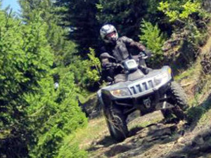 Quad safari Bjelašnica