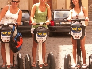 R1ML - Florence Segway  Guided Low Cost Tour with Lunch – morning Photos