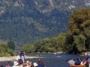 RAFT TRIP ON DUNAJEC RIVER and NIEDZICA RIVER Photos