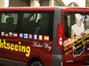 Riga Bus Sightseeing Tour Photos