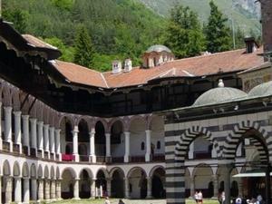 Rila monastery and Sofia Photos