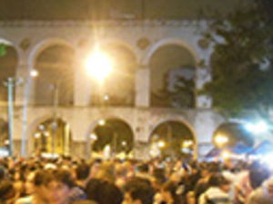 Rio by Night Lapa Photos