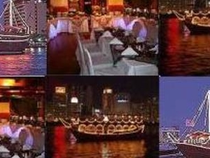 Romantic Dhow Cruise - Luxury Dinner in a Traditional Wooden Boat Photos