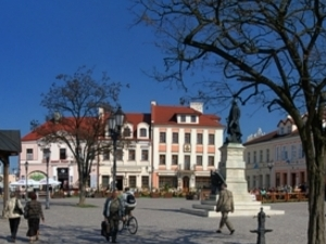 Rzeszow, ambitious city in Southern Poland