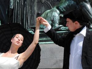 Sagas and Myths - City Tour with drama Photos