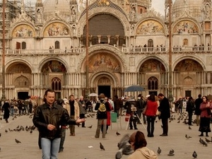 Saint Marks Basilica Tour Photos