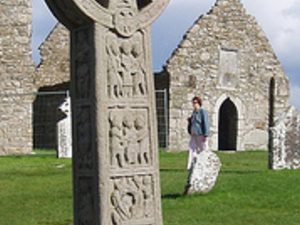 Saints and Scholars in Monastic Ireland Photos