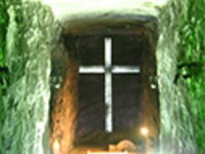 Salt Zipaquira Cathedral. Photos