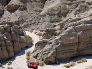 San Andreas Fault Jeep Eco-Tour Photos
