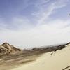 Sandboarding in Sinai