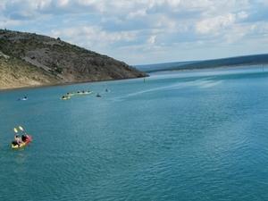 Sea Kayaking Novigrad Bay Photos