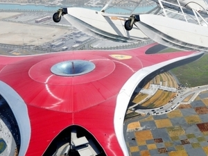 Seaplane Adventure Tour (25 mins) + Ferrari world or Yas waterworld tickets Photos