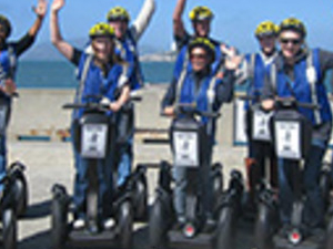 Segway Guided Tour Photos