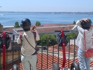 Segway Tour - Alfama Medieval Quarters Photos