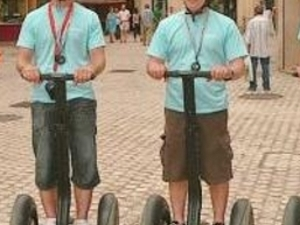 Segway tours in Malaga Photos