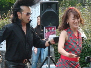 Shibuya, Harajuku and Rockabilly Photos