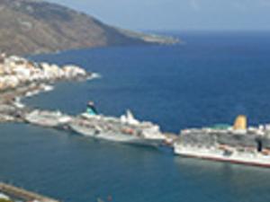 Shooping transfer to Santa Cruz de La Palma / Hotel Princess Photos