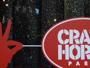 Show at the Crazy Horse Paris - T12A Photos