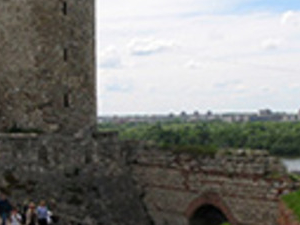 Sightseeing of Belgrade fortress and Kalemegdan Park