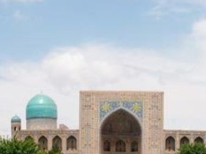 Sightseeing in Samarkand