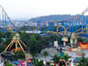 Six Flags Mexico Photos
