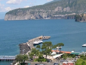 Sorrento walking tour. Photos