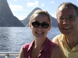 St. Lucia: Earth, Wind, Fire, Water and Jazz! Photos