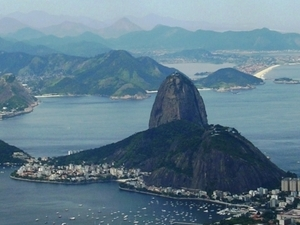 Sugar Loaf with City tour (RIO102) Photos