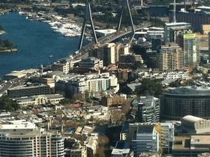 Sydney Tower Eye Photos