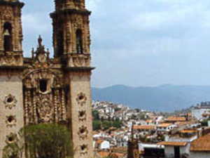 Taxco, The Silver Mine Town (all day)