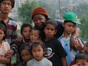 Teaching volunteer in Nepal Photos