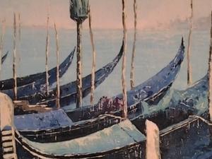 The ArtVenice: City Tour Through Venetian Galleries and Paintings of Venice Photos