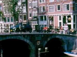 The canals of Amsterdam Photos