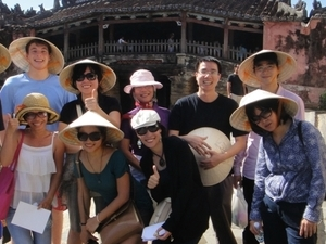 The Duel in Hoi An - Treasure Hunt Photos
