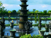 The East of Bali