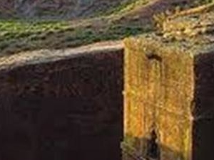 THE EIGHTH WONDER OF THE WORLD; LALIBELA ROCK-HEWN CHURCHES