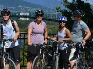 The Grand Tour (by bike) of Vancouver Photos