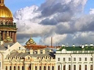 Three centuries of Saint-Petersburg Photos