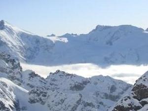 Titlis from Lucerne - Eternal Snow at 3020m (Summer) Photos