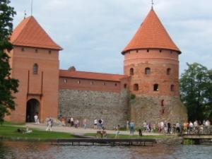 Tur til Trakai på norsk, Tour to Trakai Photos