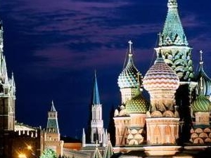 Two Capitals of Russia Photos