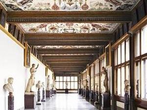 Uffizi Gallery Photos